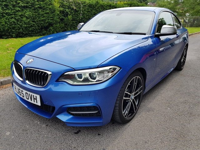 2015 65 BMW M2 3.0 M235I 2DR AUTOMATIC