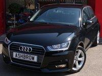 2016 AUDI A1 SPORTBACK 1.6 TDI SPORT 5d 115 S/S £10883.00