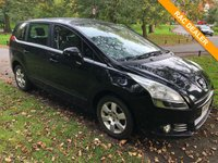 USED 2011 61 PEUGEOT 5008 1.6 HDI SPORT 5d 112 BHP 7 SEATER