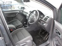 USED 2014 64 VOLKSWAGEN TOURAN 2.0 SE TDI BLUEMOTION TECHNOLOGY 5d 138 BHP WAS £11.995 NOW ONLY £11,495 !!