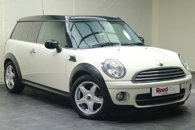 Used Mini Clubman Cars In Peterborough From Reed Autos Ltd