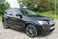 2011 BMW X3 3.0 XDRIVE30D M SPORT 5d AUTO 255 BHP £15695.00
