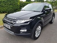 USED 2013 63 LAND ROVER RANGE ROVER EVOQUE 2.2 SD4 PURE 5DR
