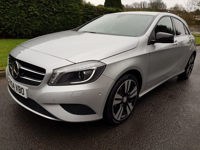 2014 MERCEDES-BENZ A CLASS 1.5 A180 CDI BLUEEFFICIENCY SPORT 5DR