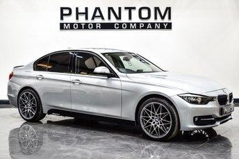 2012 BMW 3 SERIES 2.0 320D SPORT 4d AUTO 184 BHP £12490.00