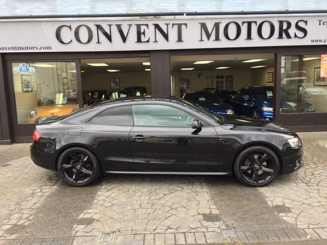 2010 Audi A5 Tfsi Quattro S Line Special Edition