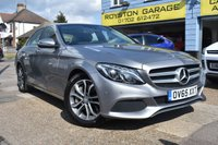 USED 2015 65 MERCEDES-BENZ C CLASS 2.0 C350 E SPORT PREMIUM PLUS 4d AUTO 208 BHP COMES WITH 6 MONTHS WARRANTY