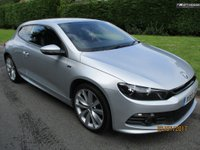 USED 2013 13 VOLKSWAGEN SCIROCCO 2.0 R LINE TDI BLUEMOTION TECHNOLOGY 2DR MANUAL