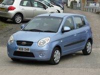 2008 KIA PICANTO 1.1 2 5d AUTO 65 BHP £2695.00