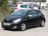 2012 PEUGEOT 208 1.6 ALLURE E-HDI 3d 92 BHP £4495.00