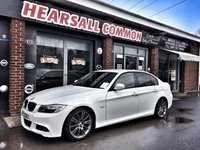 2009 BMW 3 SERIES 2.0 318I M SPORT BUSINESS EDITION 4d 141 BHP £6500.00