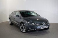 2014 VOLKSWAGEN CC 2.0 GT TDI BLUEMOTION TECHNOLOGY DSG 4d AUTO  £9671.00