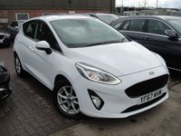 USED 2017 67 FORD FIESTA 1.0 ZETEC 5d AUTO 99 BHP ANY PART EXCHANGE WELCOME, COUNTRY WIDE DELIVERY ARRANGED, HUGE SPEC