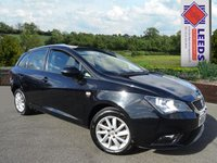 USED 2012 62 SEAT IBIZA 1.6 TDI CR SE FULL SERVICE HISTORY - 8 STAMPS + £30 ROAD TAX