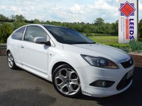 USED 2010 10 FORD FOCUS 2.0 TDCi Zetec S FULL SERVICE HISTORY