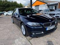 2014 BMW 5 SERIES 2.0 520D SE TOURING 5d AUTO 181 BHP £8950.00