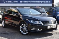 2013 VOLKSWAGEN CC 2.0 TDI BLUEMOTION TECHNOLOGY DSG 4d AUTO 138 BHP £SOLD