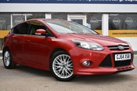 2014 FORD FOCUS 1.0 ZETEC S S/S 5d 124 BHP £SOLD