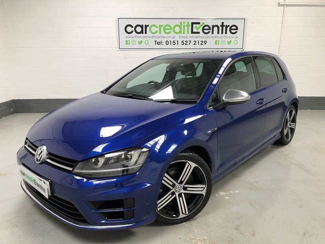 2015 Volkswagen Golf R Dsg £21,495