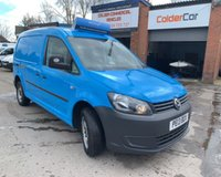 USED 2013 13 VOLKSWAGEN CADDY MAXI 1.6 C20 TDI 1d 101 BHP IMMACULATE WITH LOW MILEAGE.