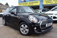 USED 2015 15 MINI HATCH COOPER 1.5 COOPER 3d 134 BHP COMES WITH 6 MONTHS WARRANTY