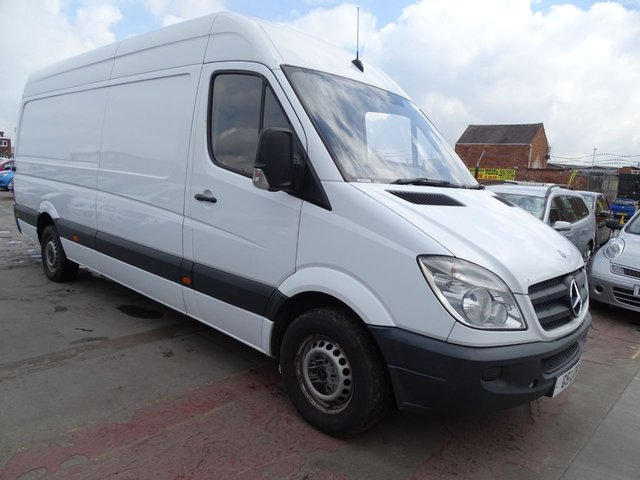USED 2009 MERCEDES-BENZ SPRINTER 2.1 311 CDI LWB PANEL VAN DRIVES A1