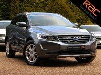 USED 2015 65 VOLVO XC60 2.4 D4 SE LUX NAV AWD 5d 187 BHP