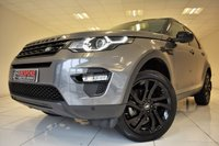 USED 2015 65 LAND ROVER DISCOVERY SPORT 2.0 TD4 HSE BLACK 5d 180 BHP