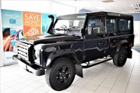 USED 2011 61 LAND ROVER DEFENDER 110 2.4 110 TD XS STATION WAGON 5d 121 BHP
