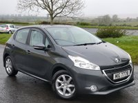 USED 2013 PEUGEOT 208 1.4 HDI ACTIVE 5d 68 BHP