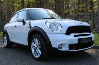 2012 MINI COUNTRYMAN 2.0 COOPER SD 5d 141 BHP £8000.00