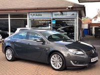 USED 2014 64 VAUXHALL INSIGNIA 2.0CDTi TECH LINE ECOFLEX S/S 138 BHP Free MOT for Life