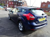 USED 2011 61 FORD FOCUS 1.6 Zetec LOW MILEAGE & FULL SERVICE HISTORY