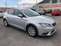 USED 2013 63 SEAT LEON 1.6 TDI SE 5d 105 BHP GOT A POOR CREDIT HISTORY * DON'T WORRY * WE CAN HELP * APPLY NOW *