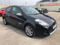USED 2012 62 RENAULT CLIO 1.1 DYNAMIQUE TOMTOM 16V 3d 75 BHP GOT A POOR CREDIT HISTORY * DON'T WORRY * WE CAN HELP * APPLY NOW *