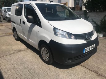2016 NISSAN NV200 1.5 DCI ACENTA 1d 90 BHP 6 SEATER £9499.00