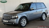 2012 LAND ROVER RANGE ROVER 4.4 TDV8 WESTMINSTER AUTO 313 BHP £SOLD