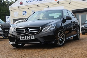 2014 MERCEDES-BENZ E CLASS 2.1 E250 CDI AMG SPORT 4d AUTO 202 BHP £14250.00