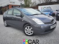 USED 2008 58 TOYOTA PRIUS 1.5 T3 VVT-I 5d AUTO 77 BHP 1 PREVIOUS OWNER + FSH