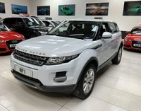 USED 2015 15 LAND ROVER RANGE ROVER EVOQUE 2.2 ED4 PURE TECH 5d 150 BHP 2WD