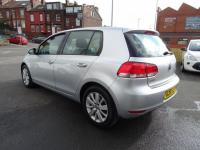 USED 2011 61 VOLKSWAGEN GOLF 1.6 TDi 105 Match FULL SERVICE HISTORY & £30 ROAD TAX
