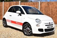 USED 2014 64 FIAT 500 1.2 S 3d 69 BHP Free 12  month warranty