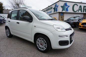 2015 FIAT PANDA 1.2 EASY 5DR ( £30 TAX & JUST 10000 MILES ! ) £5289.00