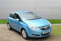 2010 VAUXHALL CORSA 1.4 SE 5d 98 BHP £4750.00