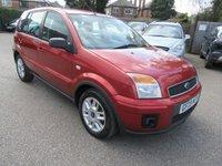 2009 FORD FUSION 1.6 ZETEC CLIMATE 5d AUTO 100 BHP £2800.00