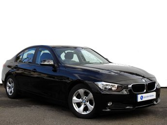 2013 BMW 3 SERIES 2.0 320D EFFICIENTDYNAMICS 4d 161 BHP £10795.00