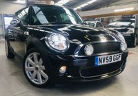 2010 MINI HATCH COOPER 1.6 COOPER S 3d 172 BHP stunning with chilli pack £4995.00