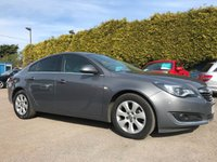 2016 VAUXHALL INSIGNIA 1.6 CDTI SRI NAV S/S 5d  SOLD BUT MORE ARRIVING VERY SOON  £SOLD