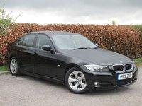 USED 2011 11 BMW 3 SERIES 2.0 320D EFFICIENTDYNAMICS 4d 161 BHP * 12 MONTHS MOT * 12 MONTHS AA BREAKDOWN COVER *