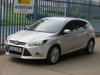 2013 FORD FOCUS 1.6 ZETEC TDCI 5d 113 BHP £SOLD